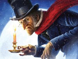 Personajes principales y secundarios de cancion de navidad